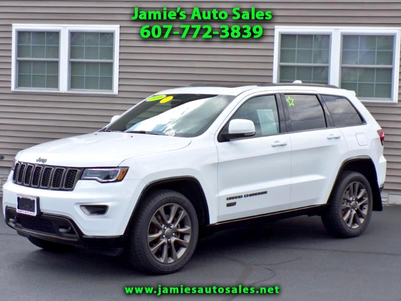 2016 Jeep Grand Cherokee Limited 4WD 75th Anniversary Edition