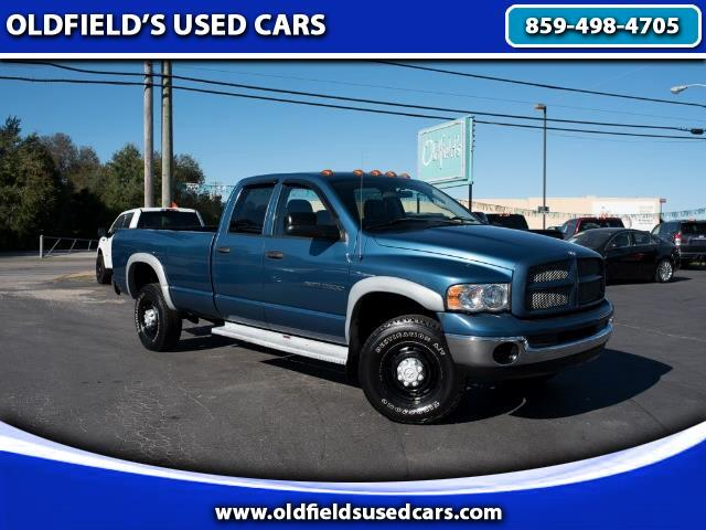2005 Dodge Ram 2500 ST Quad Cab Long Bed 4WD