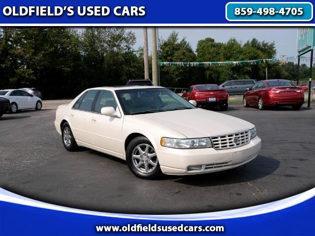 Used 2002 Cadillac Seville For Sale In Mt Sterling Ky 40353