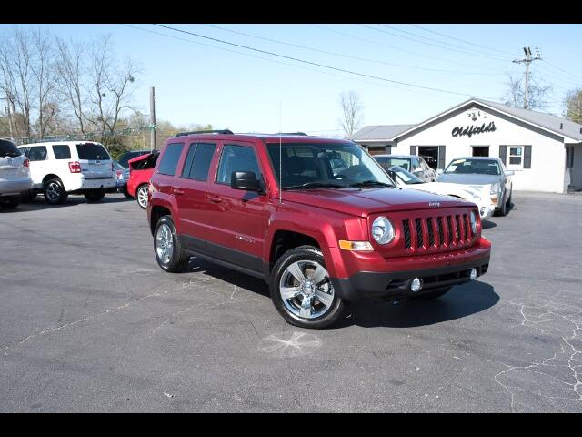 2017 Jeep Patriot FWD 4dr Latitude