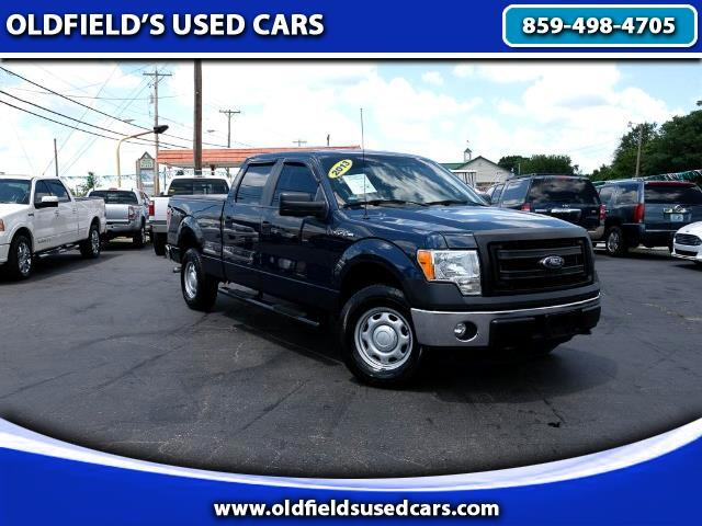 2013 Ford F-150 XL SuperCrew 6.5-ft. Bed 4WD