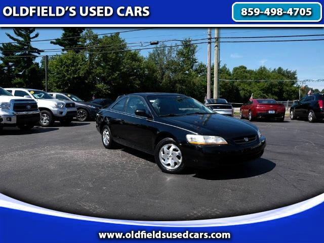 2000 Honda Accord EX coupe
