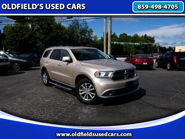 2014 Dodge Durango Limited AWD