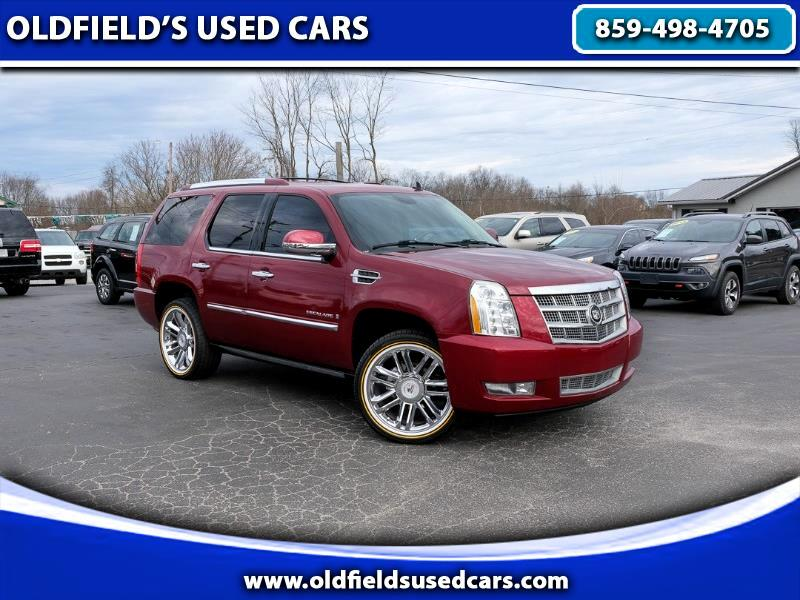 2009 Cadillac Escalade AWD Platinum Edition