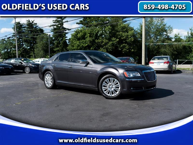2013 Chrysler 300 C AWD