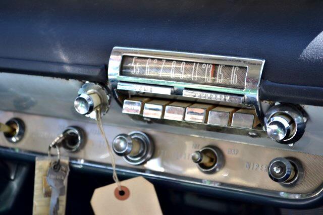 Lincoln Capri  1956