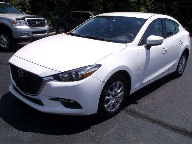 2017 Mazda MAZDA3 i Sport AT 4-Door