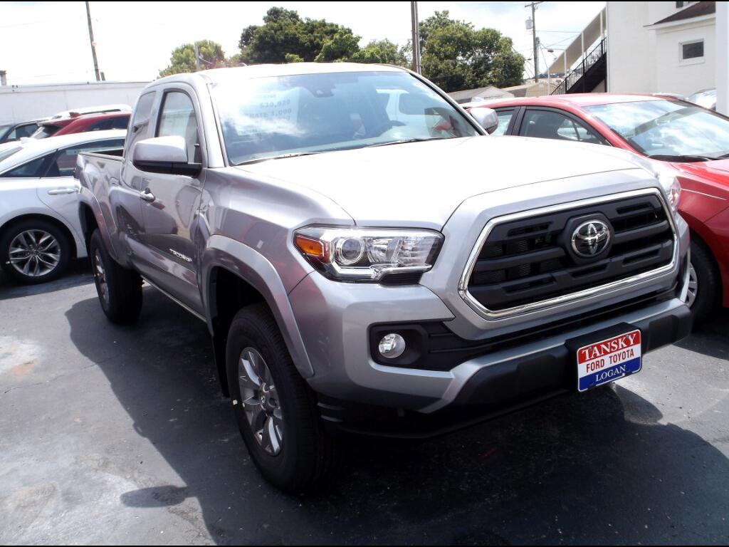 2018 Toyota Tacoma SR5 Access Cab 6' Bed I4 4x4 AT (Natl)