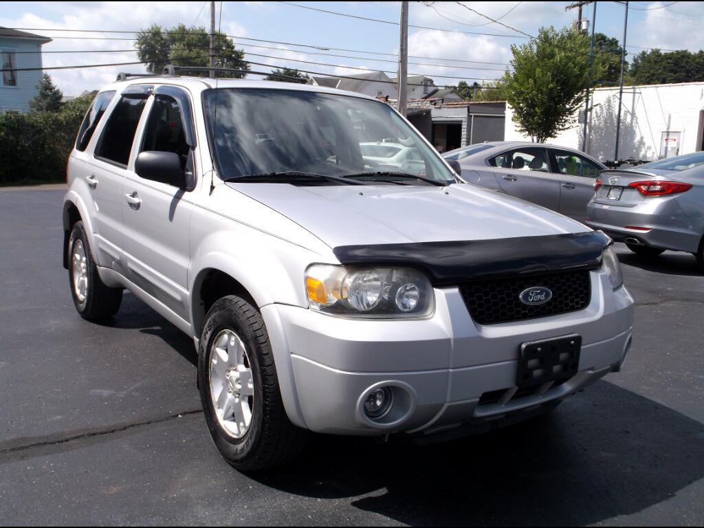 2006 Ford Escape 4dr 3.0L Limited 4WD