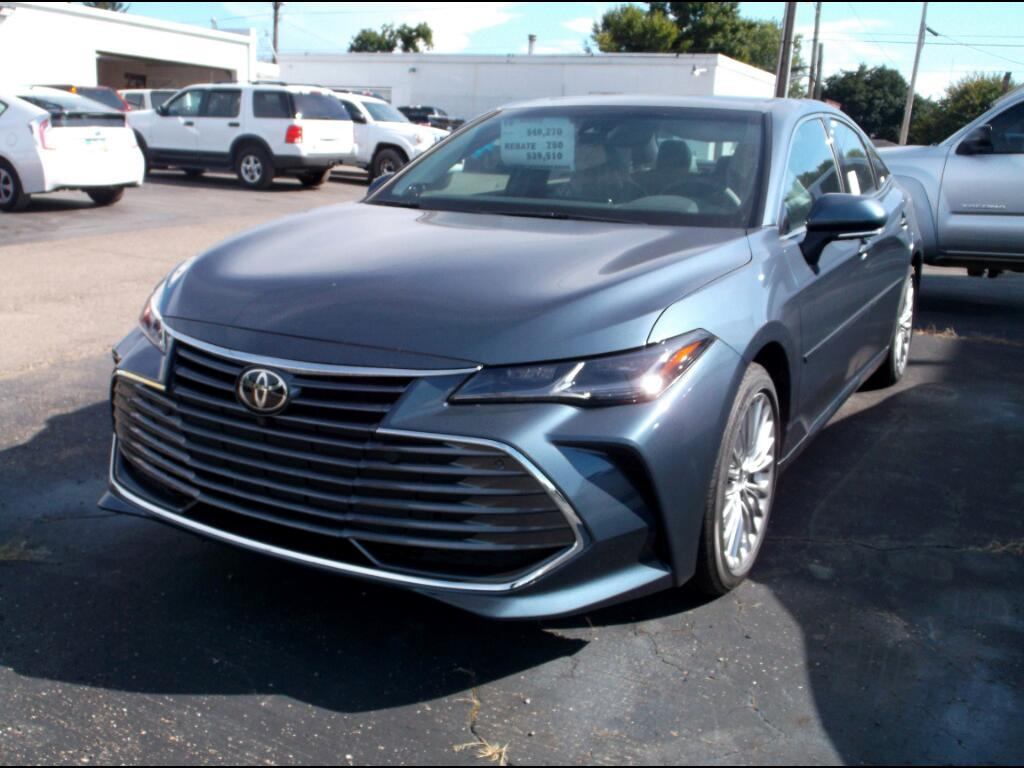 2019 Toyota Avalon Limited (Natl)