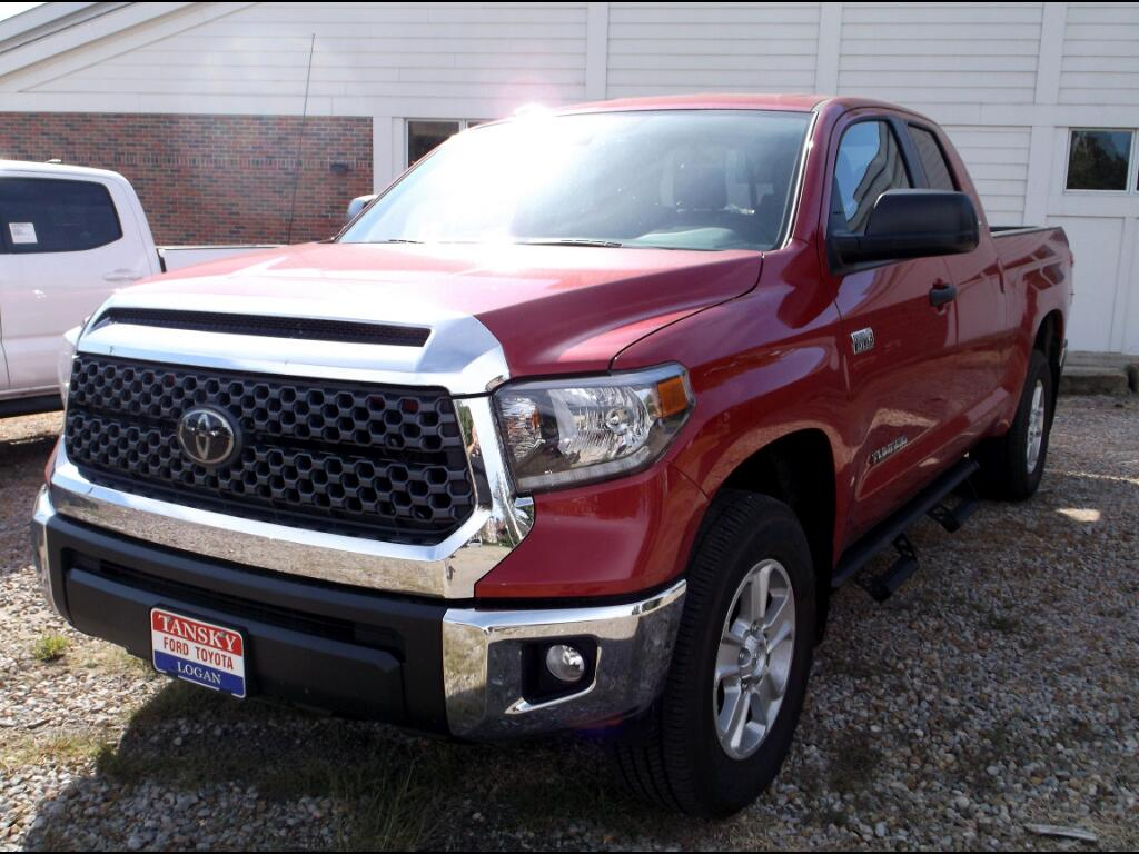 2018 Toyota Tundra 4WD SR Double Cab 6.5' Bed 5.7L (Natl)