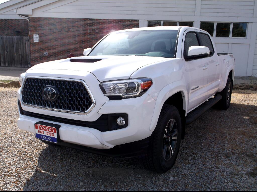 2018 Toyota Tacoma 4WD Access Cab V6 AT SR5 (Natl)