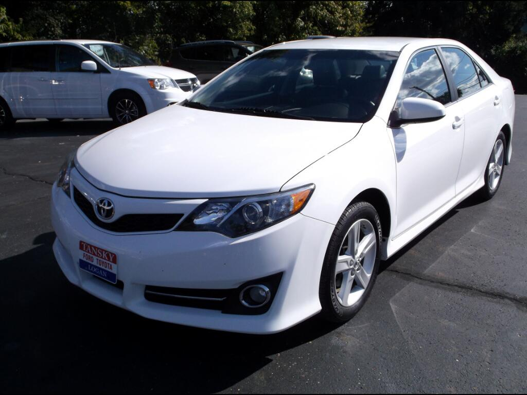 2014 Toyota Camry 2014.5 4dr Sdn I4 Auto SE Sport (Natl)