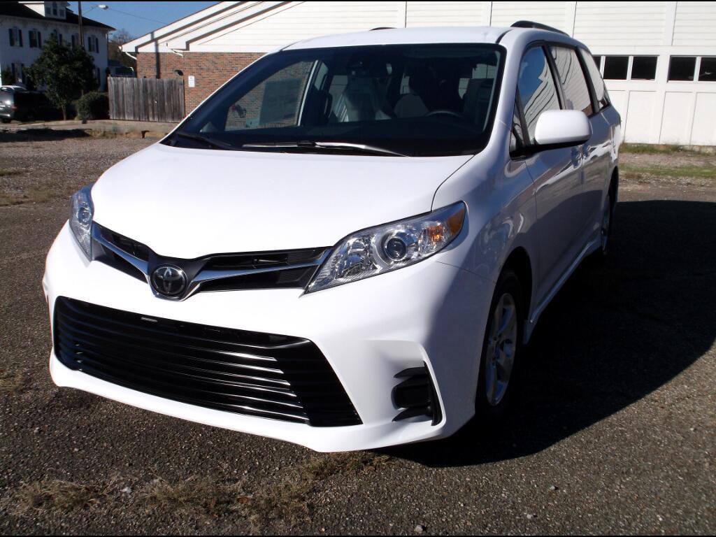 2019 Toyota Sienna LE FWD 8-Passenger (Natl)