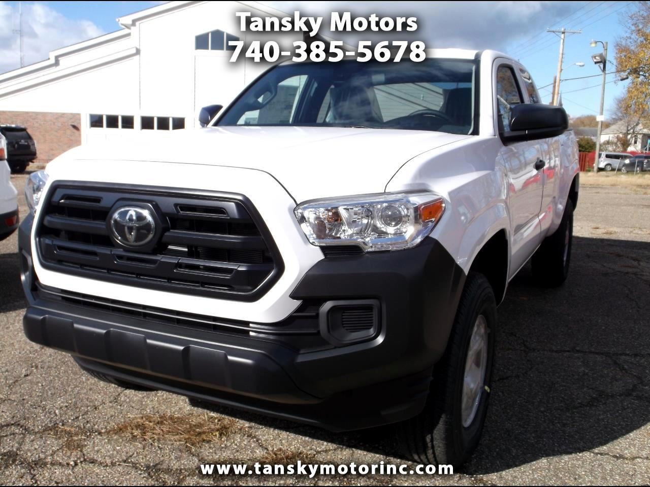 2019 Toyota Tacoma 4WD SR5 Access Cab 6' Bed I4 AT (Natl)