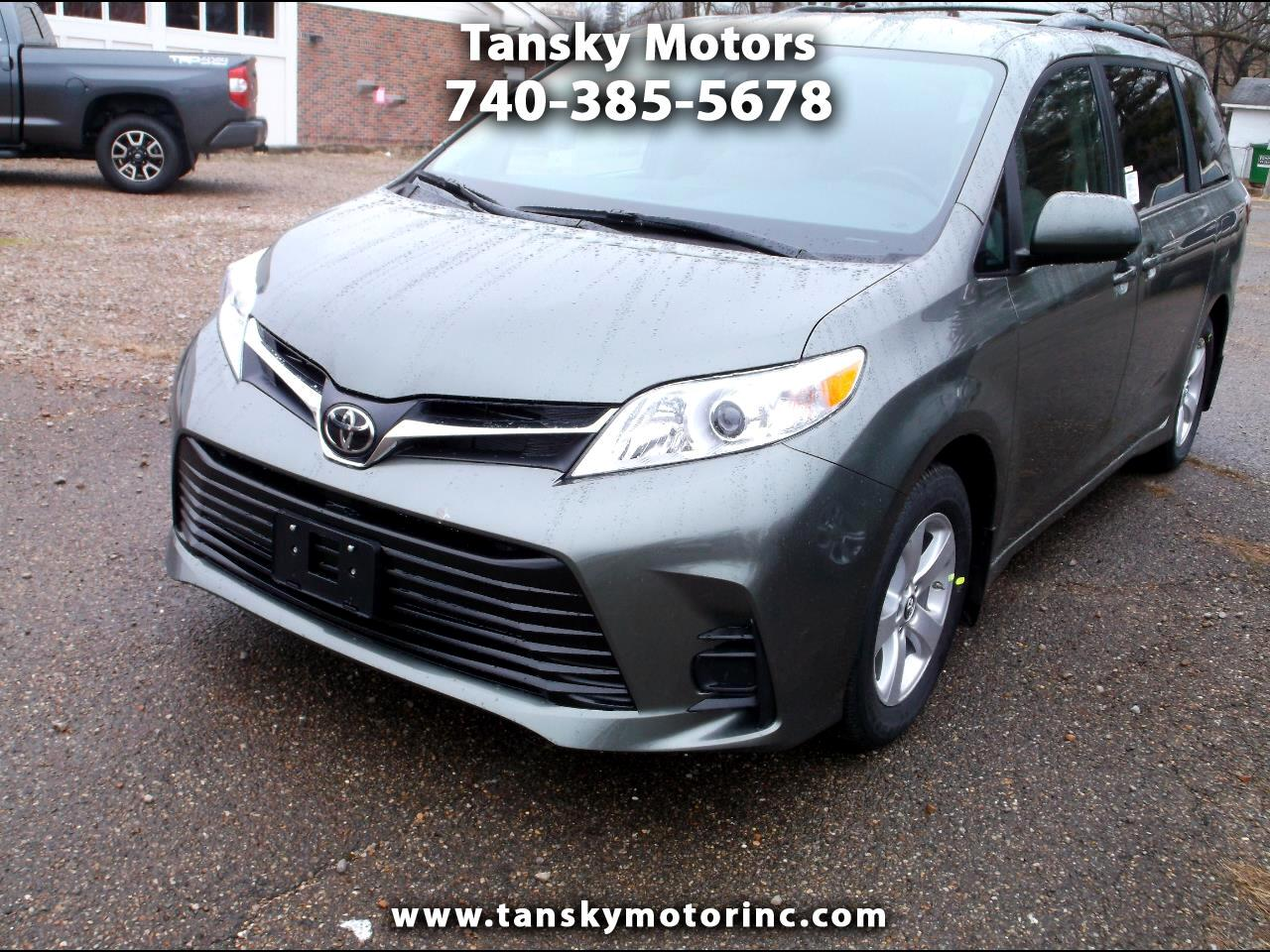 2019 Toyota Sienna LE FWD 8-Passenger (Natl)