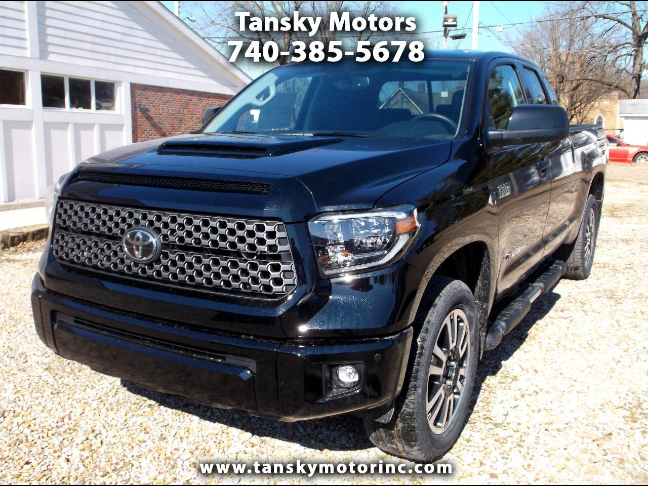 2019 Toyota Tundra 4WD SR5 Double Cab 6.5' Bed 5.7L FFV (Natl)