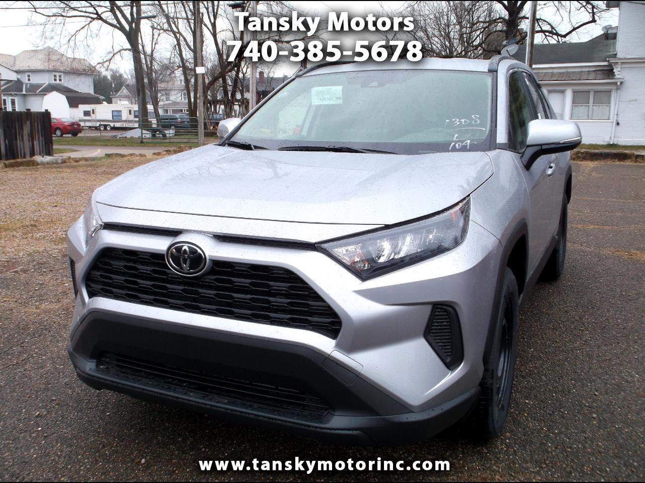 2019 Toyota RAV4 LE AWD (Natl)