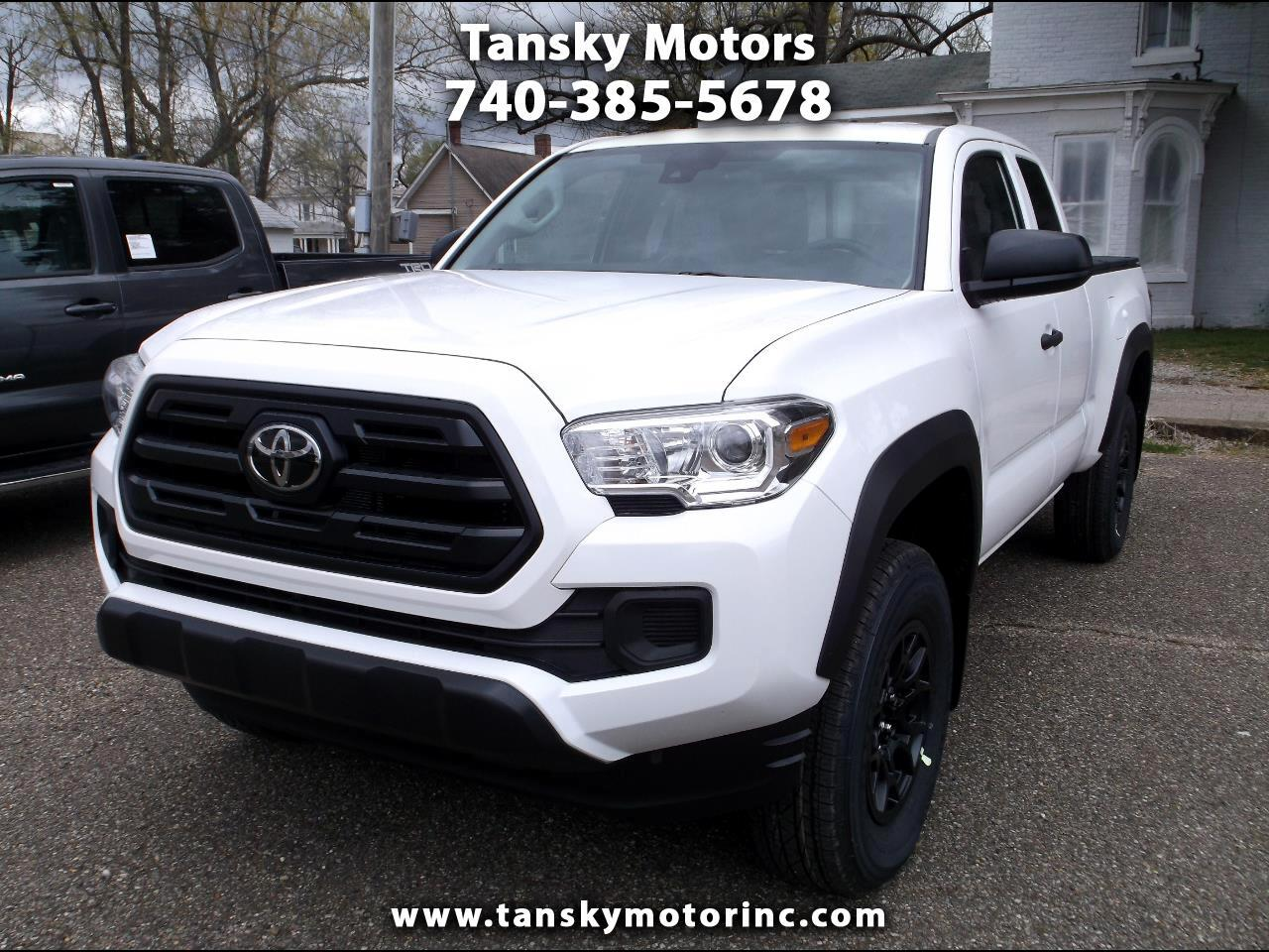 2019 Toyota Tacoma 4WD SR Access Cab 6' Bed V6 AT (Natl)