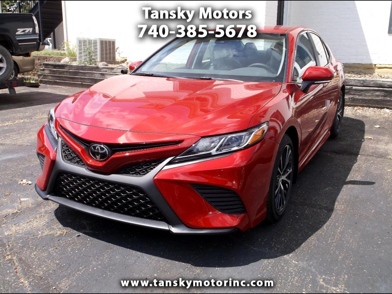 2019 Toyota Camry SE Auto (Natl)