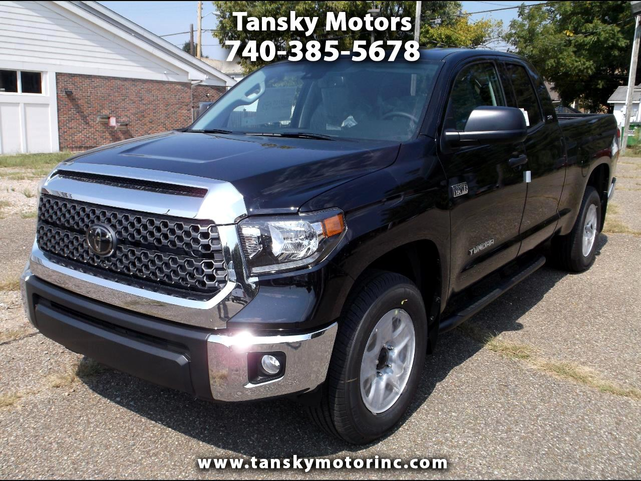 2020 Toyota Tundra 4WD SR5 Double Cab 6.5' Bed 5.7L (Natl)