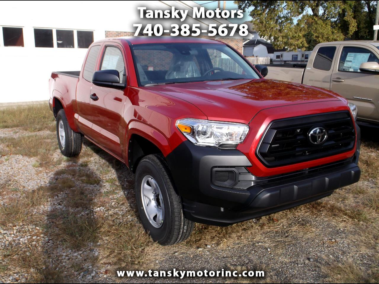 2020 Toyota Tacoma 4WD SR Access Cab 6' Bed I4 AT (Natl)