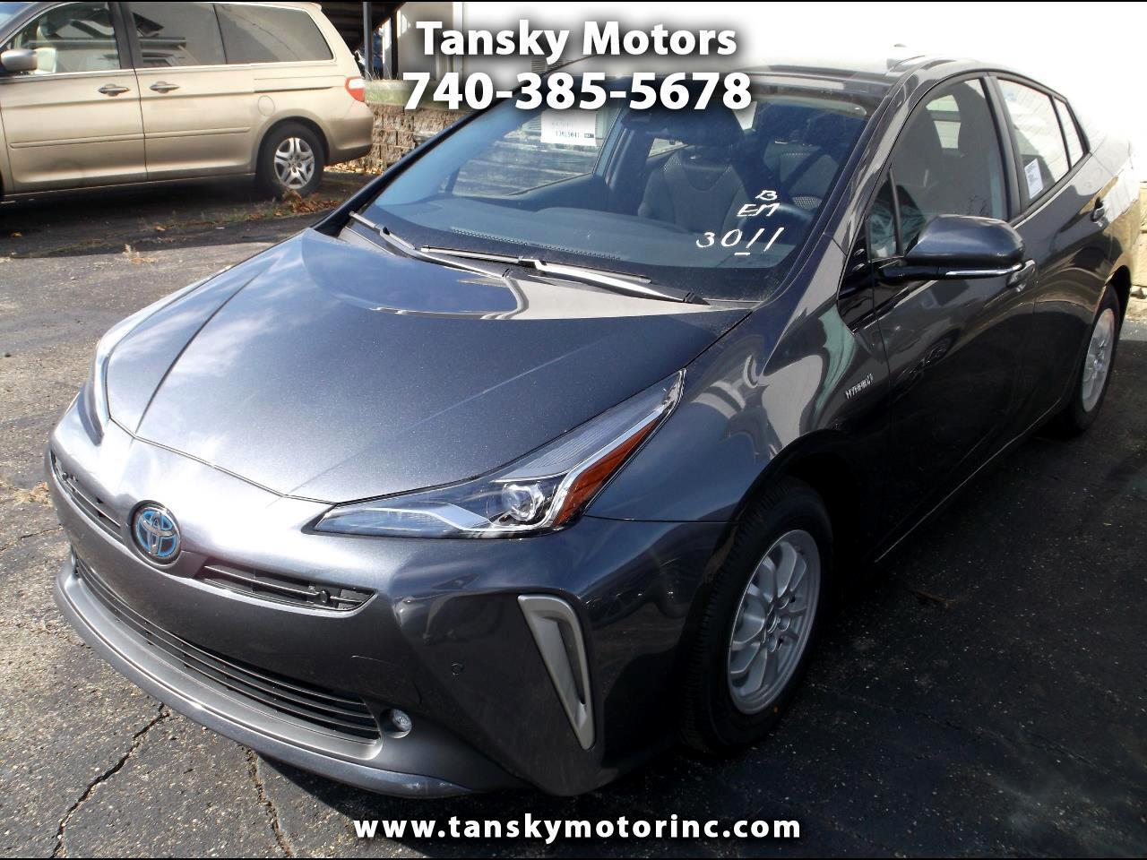 Toyota Prius LE AWD-e (Natl) 2020
