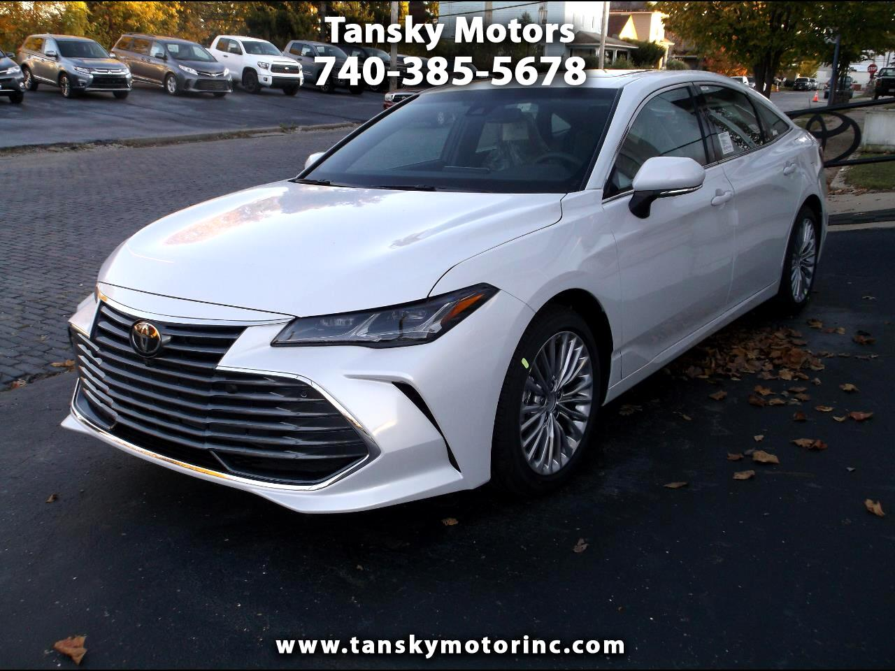 2020 Toyota Avalon Limited (Natl)