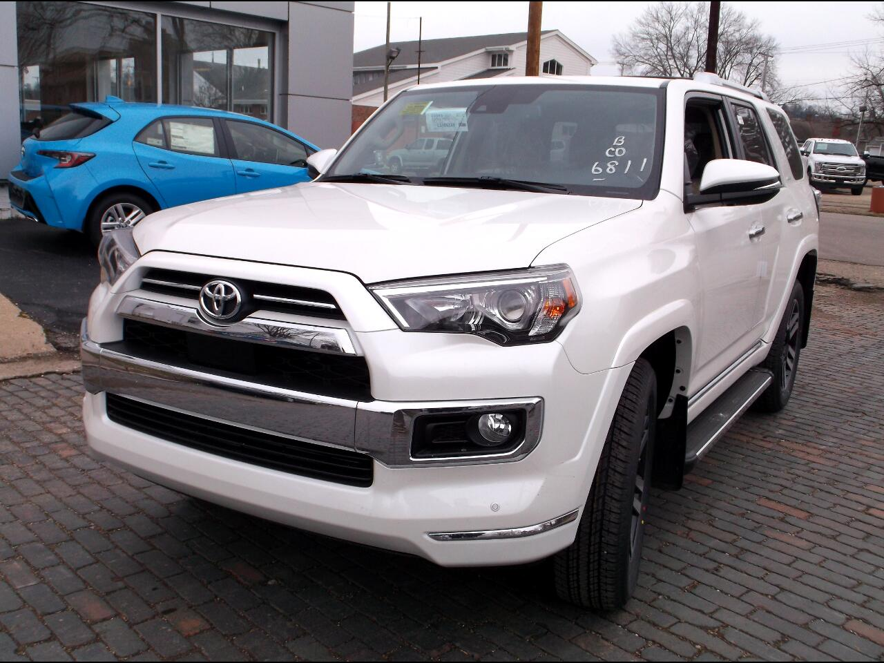Toyota 4Runner Limited 4WD (Natl) 2020