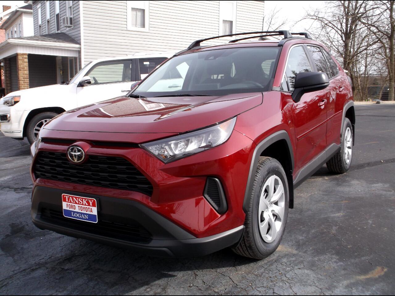Toyota RAV4 LE AWD (Natl) 2020