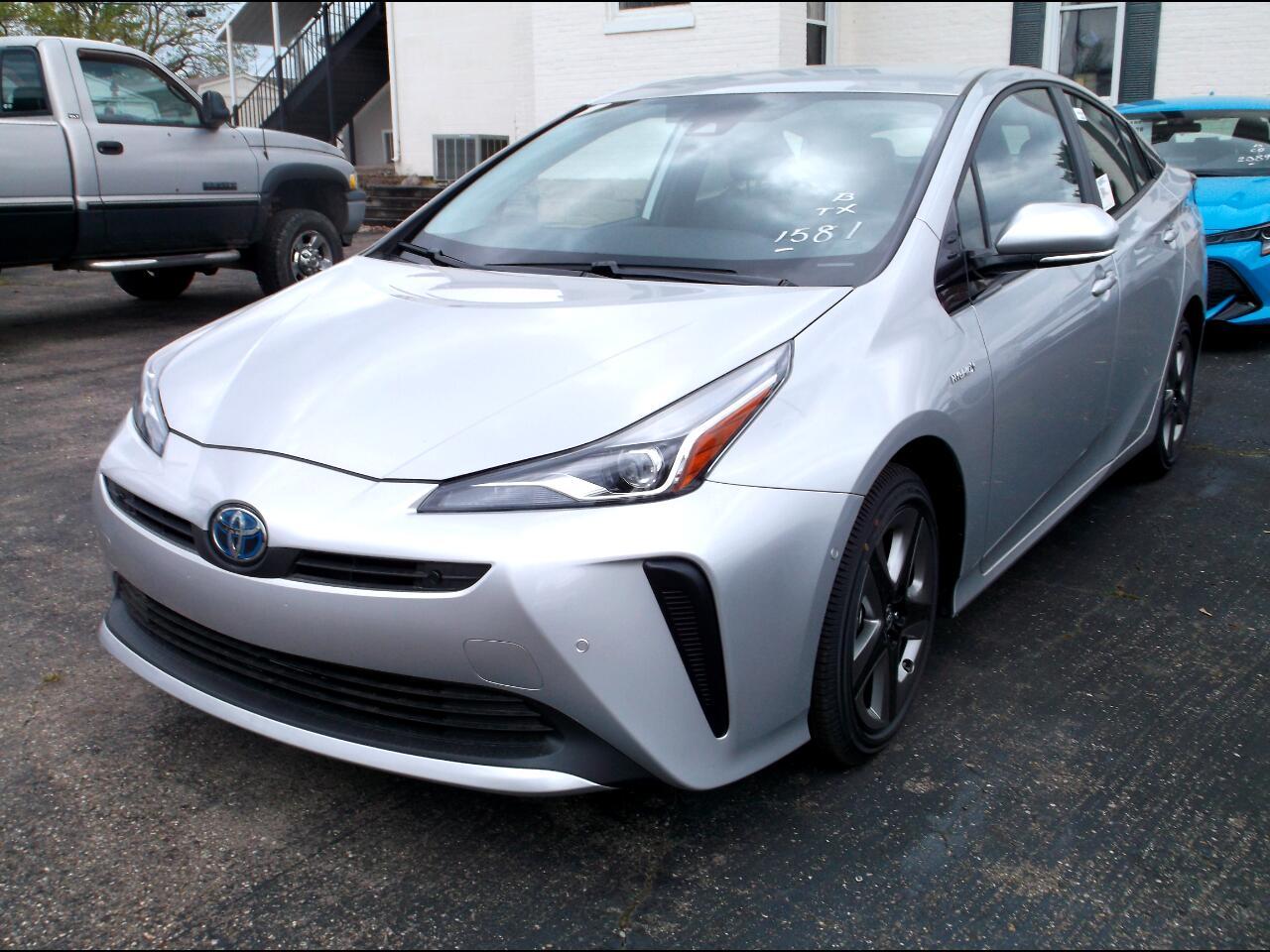Toyota Prius XLE (Natl) 2020