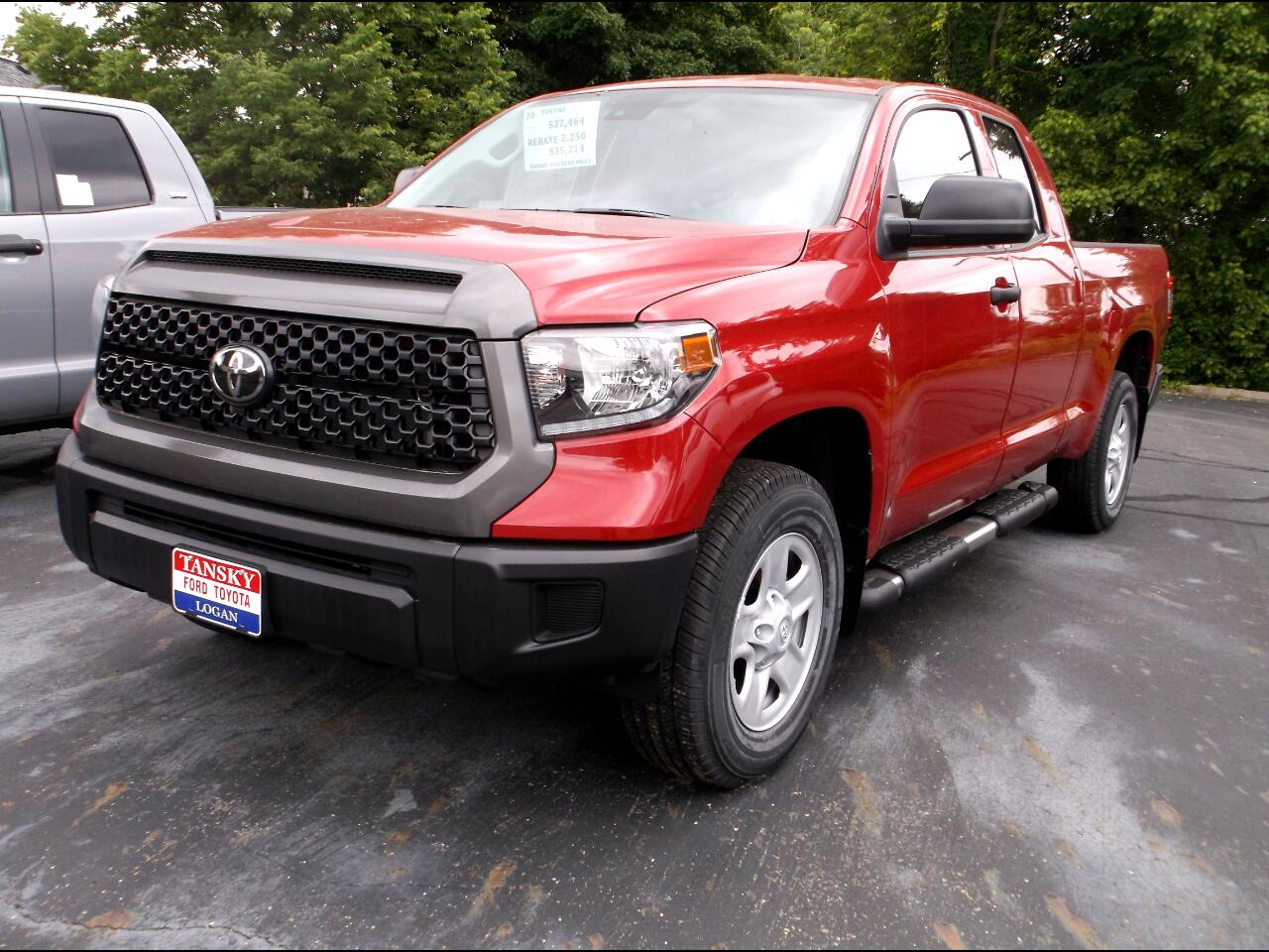 Toyota Tundra 4WD SR Double Cab 6.5' Bed 5.7L (Natl) 2020