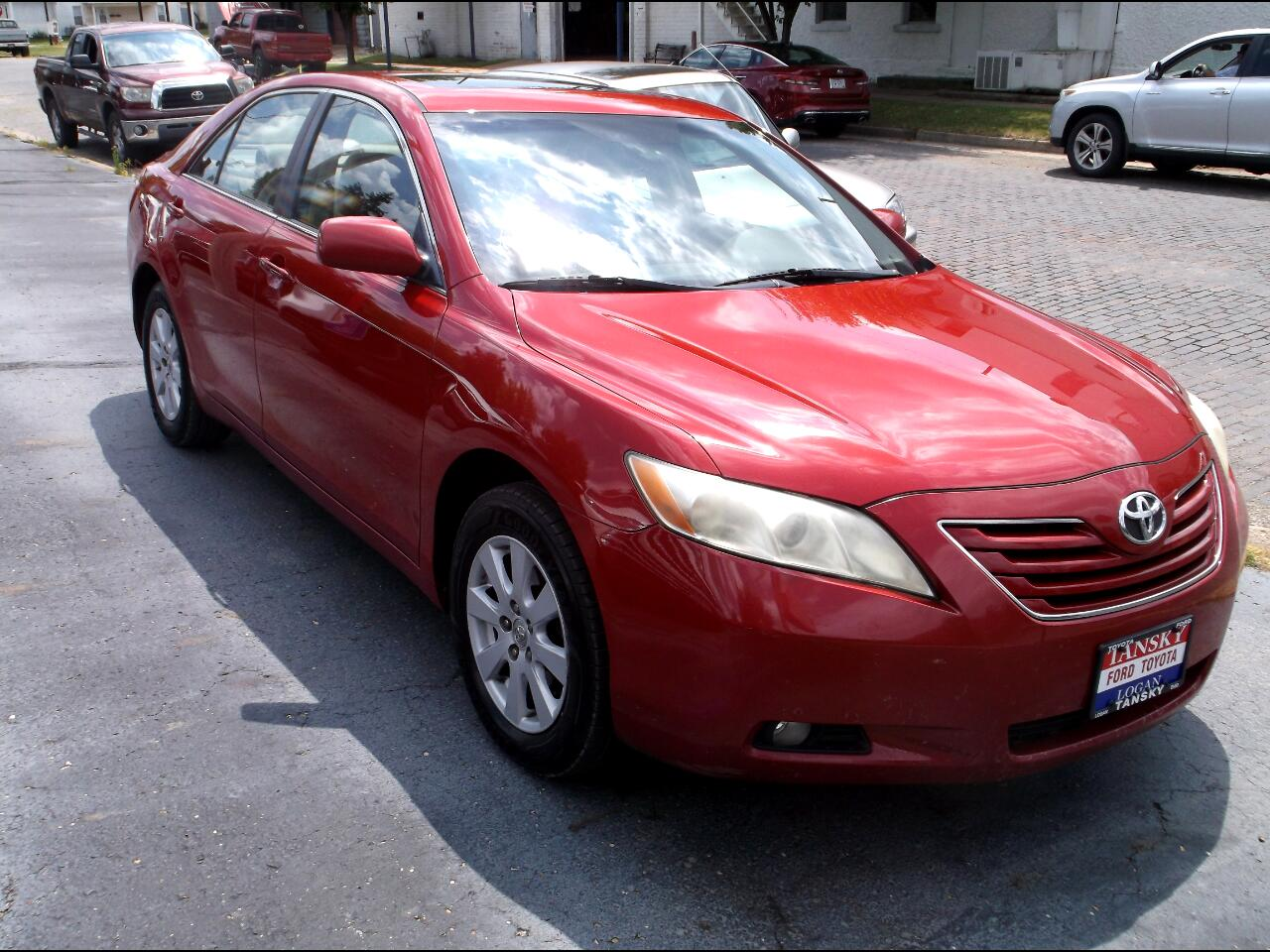 Toyota Camry 4dr Sdn I4 Auto XLE (Natl) 2008