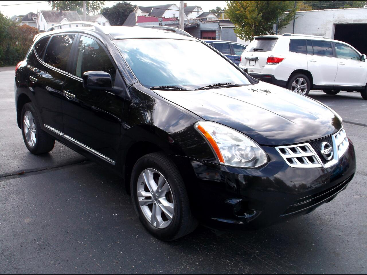 Nissan Rogue AWD 4dr SV 2012