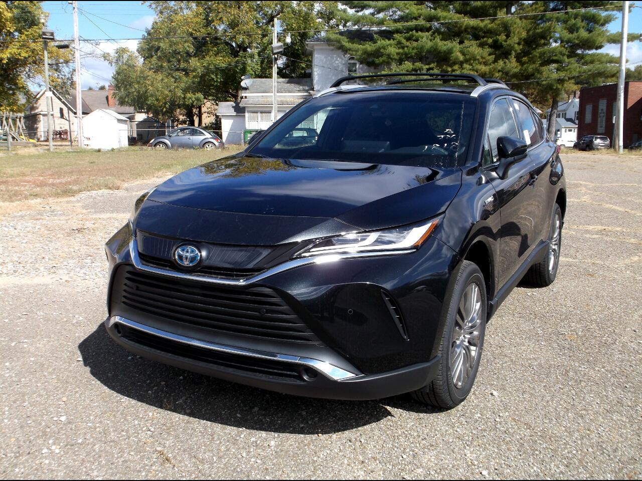 Toyota Venza XLE AWD (Natl) 2021