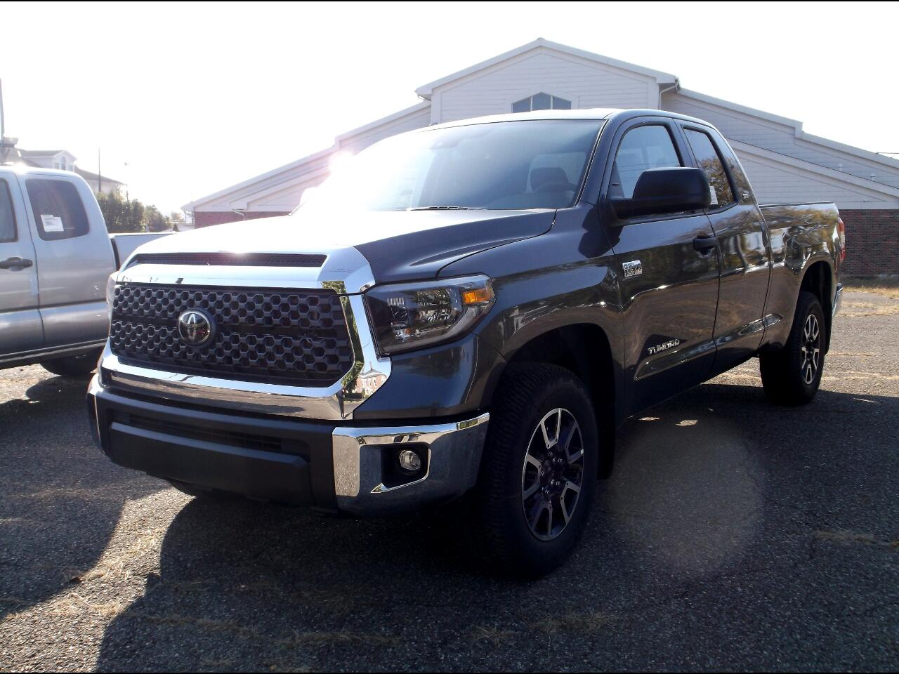 Toyota Tundra 4WD SR5 Double Cab 6.5' Bed 5.7L (Natl) 2021