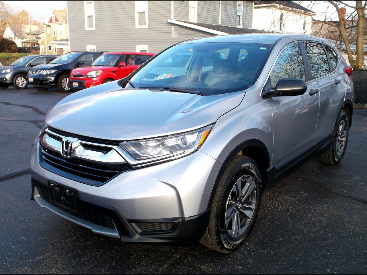 Honda CR-V LX AWD 2018