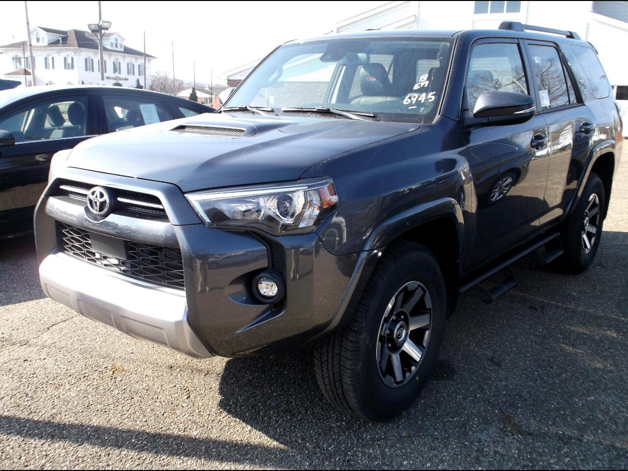 Toyota 4Runner TRD Off Road Premium 4WD (Natl) 2021