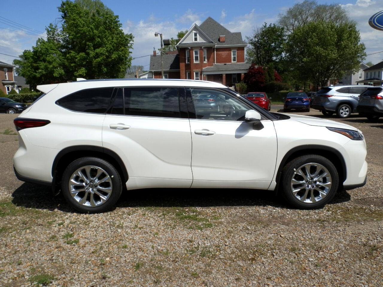 Toyota Highlander Limited AWD (Natl) 2021