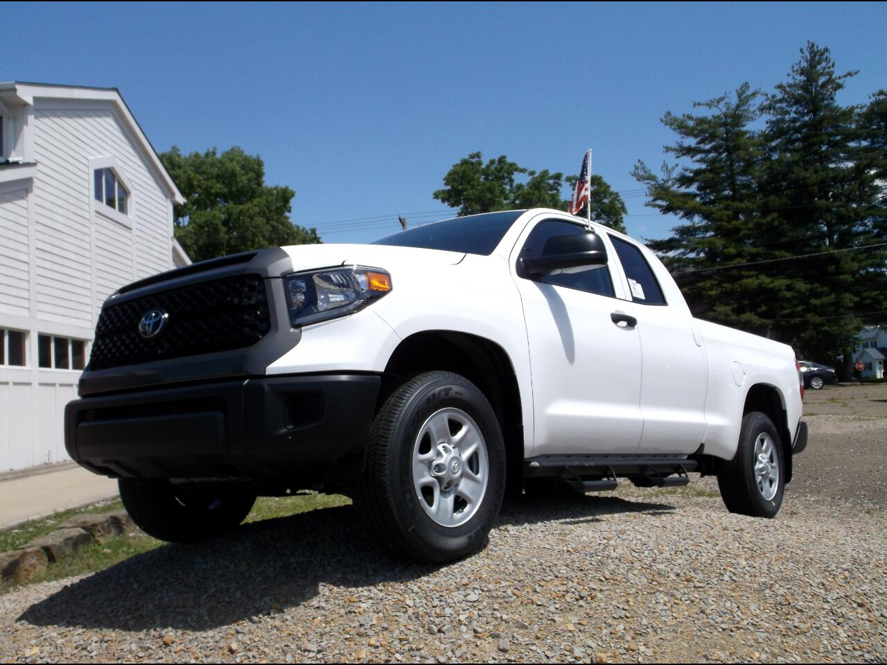 2021 Toyota Tundra 4WD SR Double Cab 6.5' Bed 5.7L (Natl)