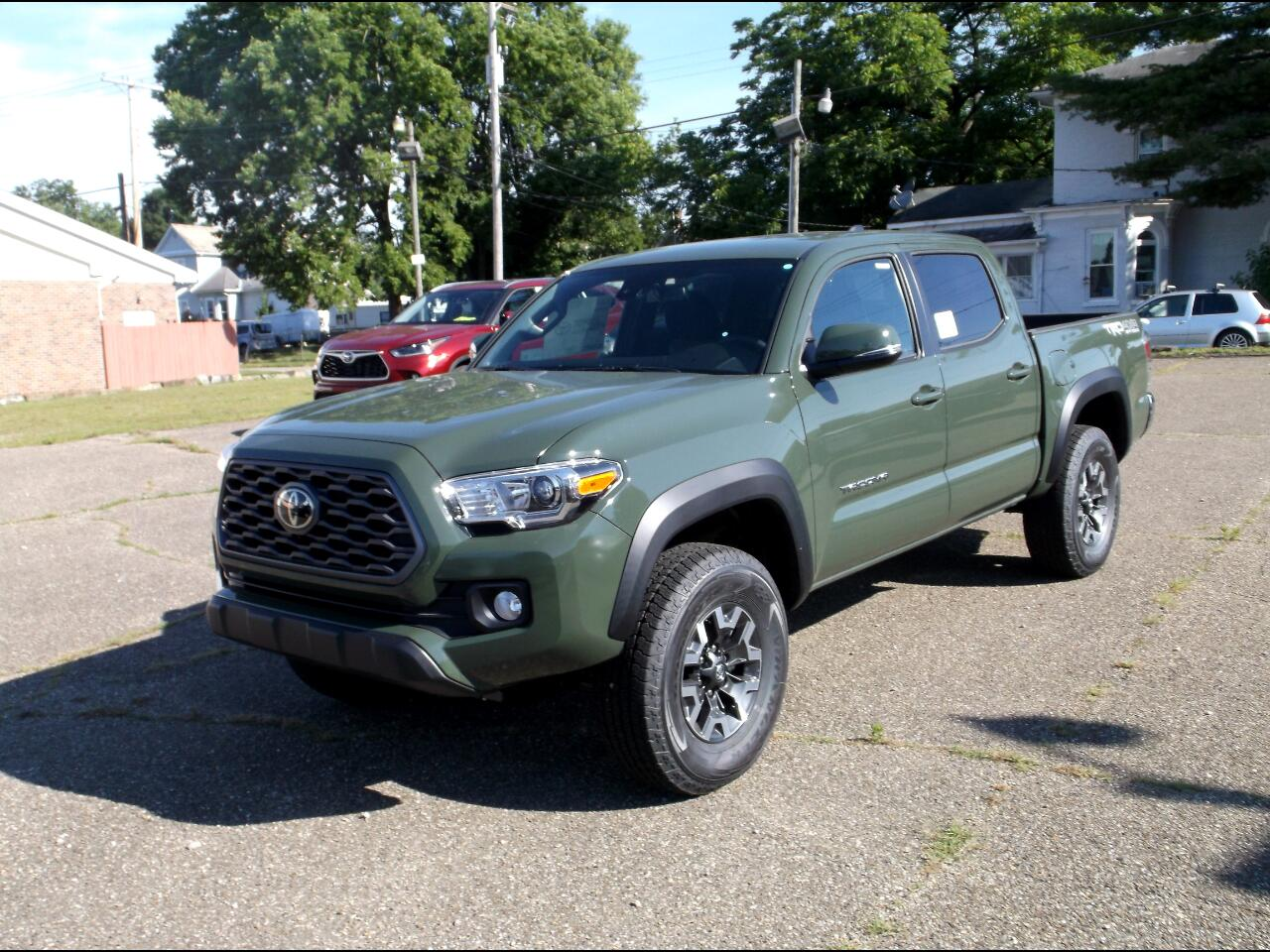 2021 Toyota Tacoma 4WD TRD Off Road Double Cab 5' Bed V6 AT (Natl)