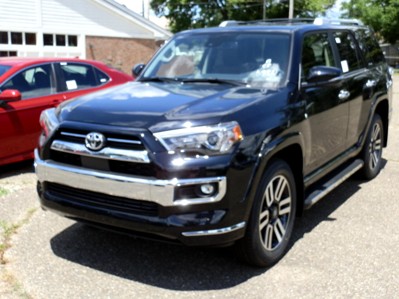 2021 Toyota 4Runner Limited 4WD (Natl)
