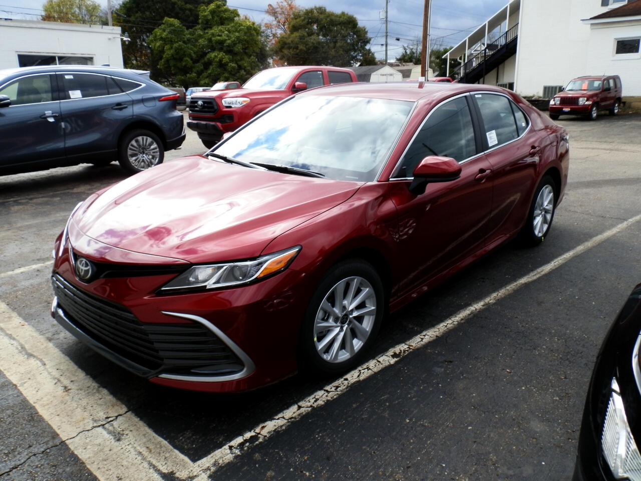 2022 Toyota Camry LE Auto (Natl)