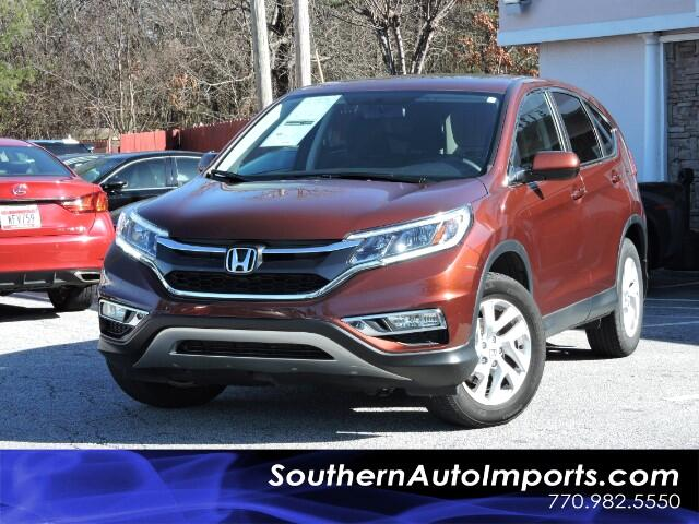 2015 Honda CR-V EX W.Sunroof Alloys Touch screen and Camera