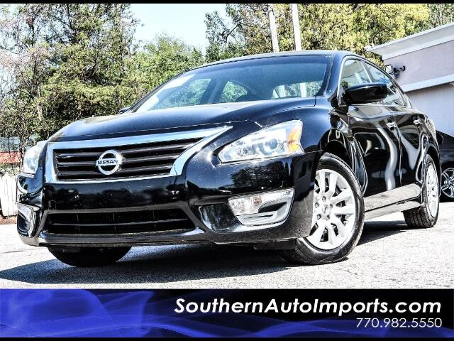 2015 Nissan Altima 2.5 S 1owner Power Seat Bluetooth