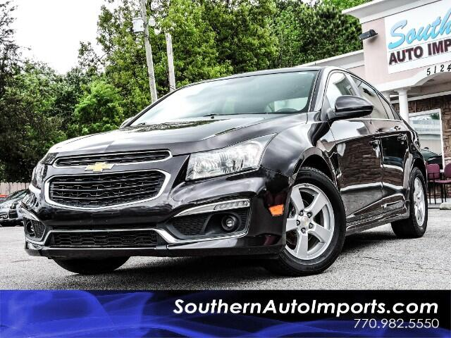 2016 Chevrolet Cruze Limited Limited w/Back Up Camera Touch Screen Display