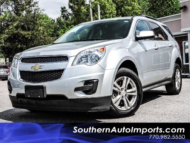 2015 Chevrolet Equinox LT w/Back up Camera Alloy Wheels