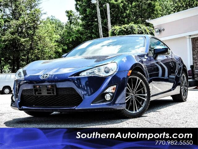 2015 Scion FR-S Automatic w/Paddle Shifters and Touch Screen
