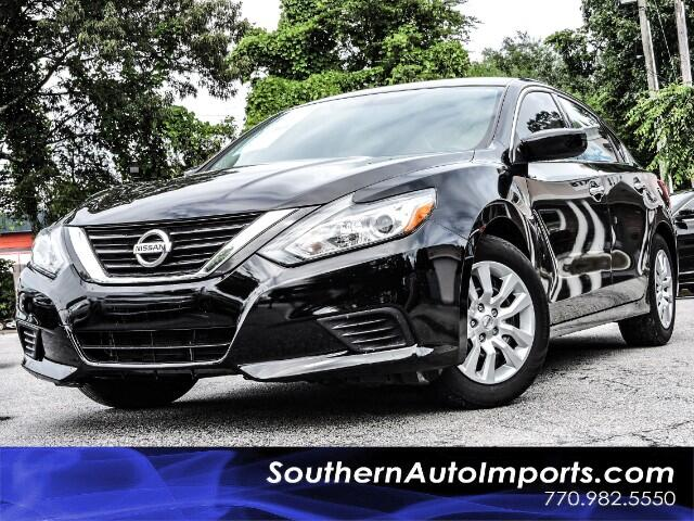 2016 Nissan Altima 2.5 S w/Bluetooth 1owner