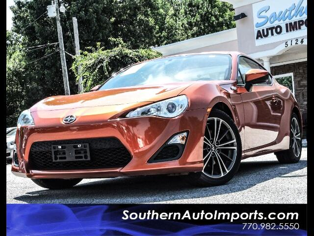 2015 Scion FR-S Automatic w/Paddle Shifter and Spoiler